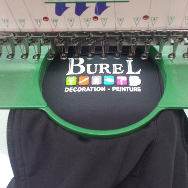 Marquage textile